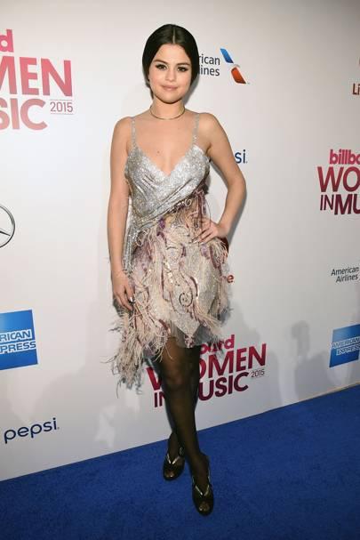 3. Selena Gomez