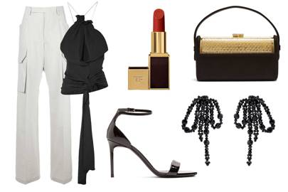 Amp Up The Glamour For Eveningwear Elegance