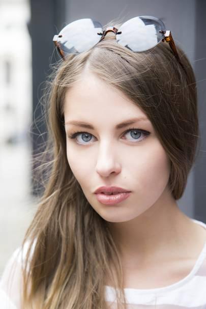 Pollyann Abbott, student