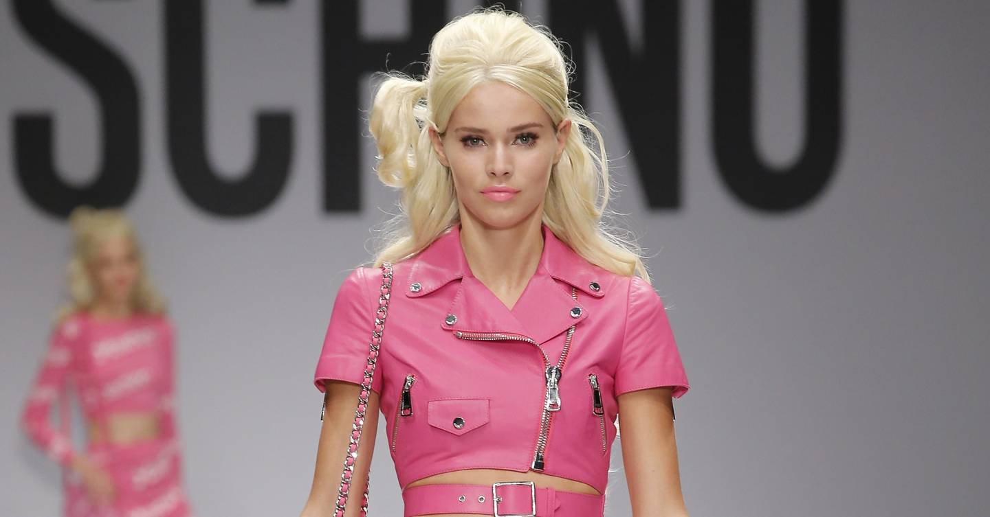 Moschino SpringSummer 2015 Ready To Wear show report