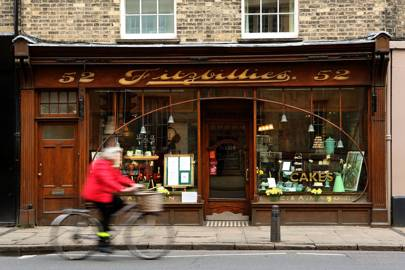 The Café: Fitzbillies