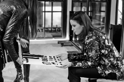 3a2e522357 Liv Tyler Designs A Capsule Collection For Belstaff | British Vogue