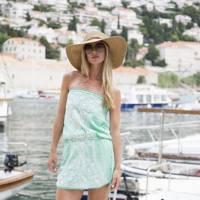 Charlotte Middleton, model