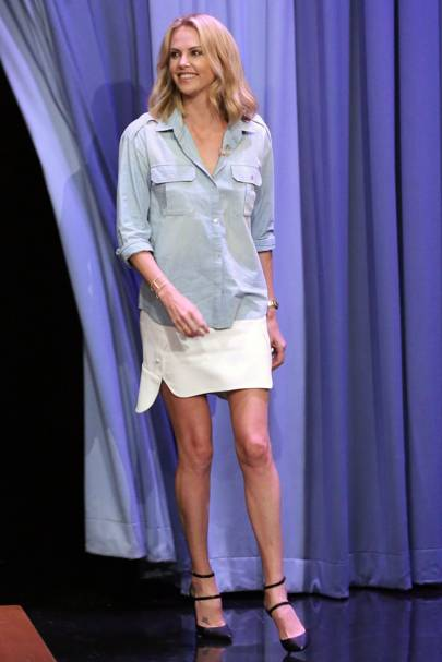 The Tonight Show With Jimmy Fallon studios, New York - May 11 2015