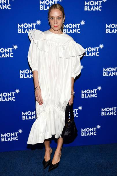 Montblanc party, New York - April 4 2018