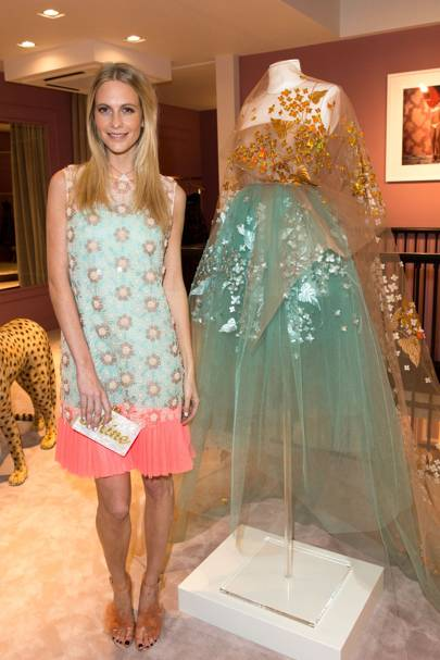 Delpozo and Moda Operandi dinner, London - October 6 2014