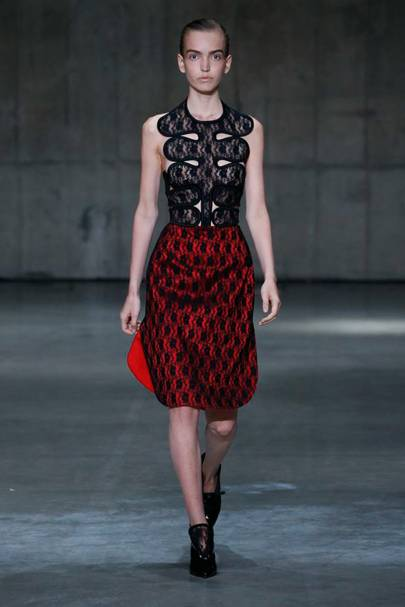 06db943fcdf88 Christopher Kane Spring Summer 2019 Ready-To-Wear show report ...