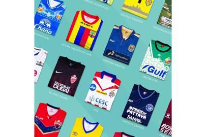 Classic Football Shirts, @classicfootballshirts