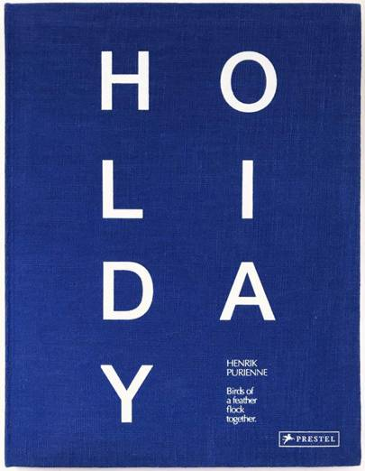 'Holiday' By Henrik Purienne