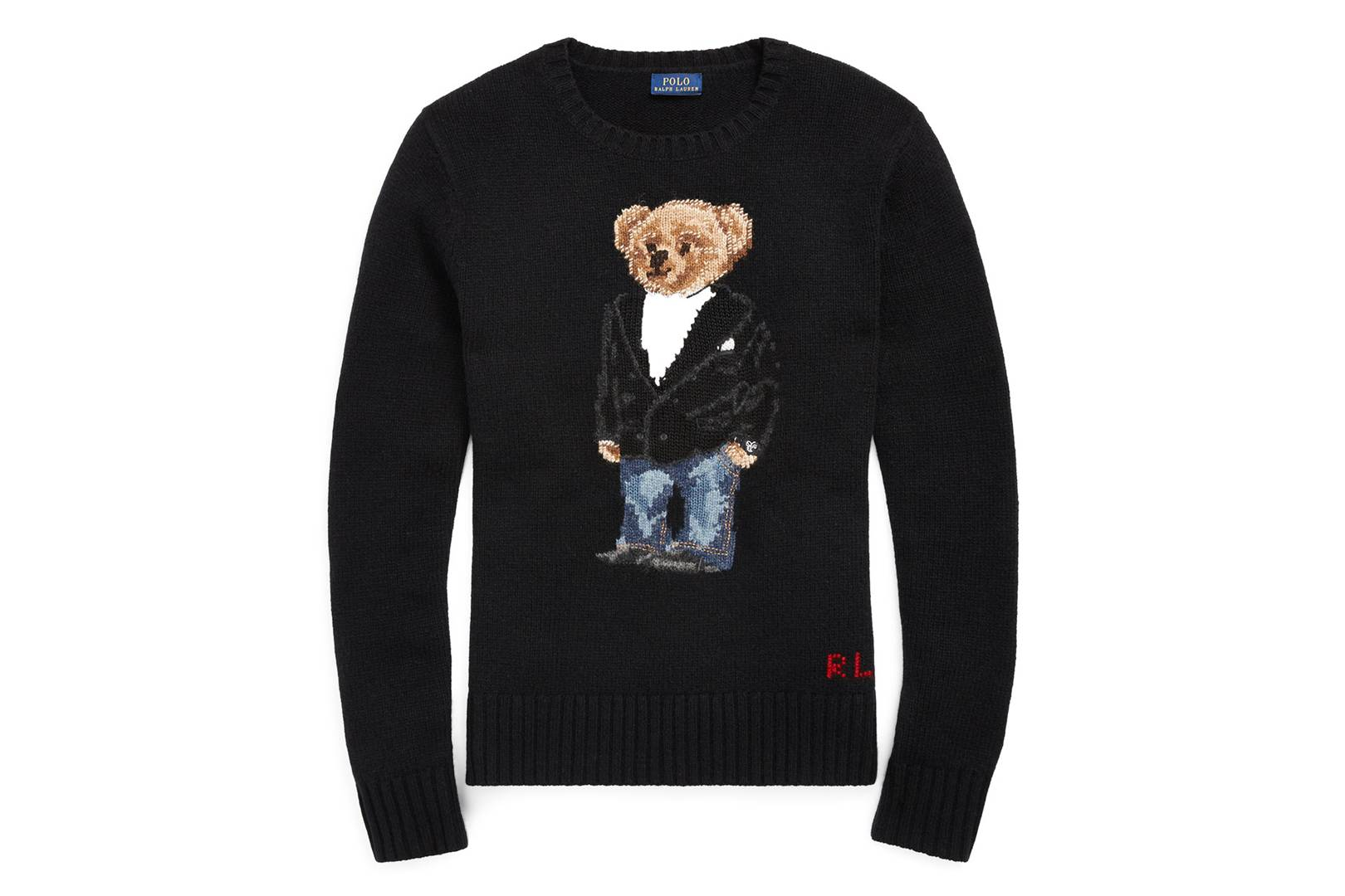 8f9182ab The Ralph Lauren Polo Bear Jumper Is The Christmas Jumper To Covet ...