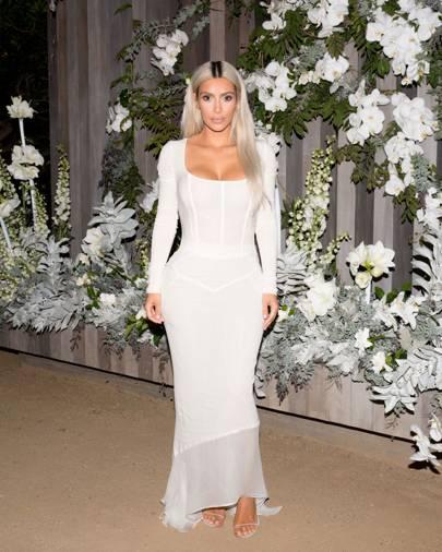 Kim Kardashian fragrance launch, Los Angeles – November 14 2017