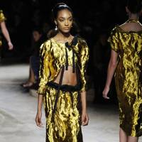 The Gold Crush Suit - SS09