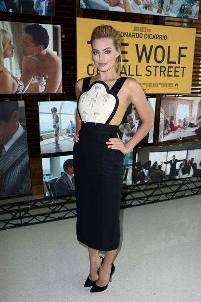 The Wolf of Wall Street screening, LA – January 7 2014