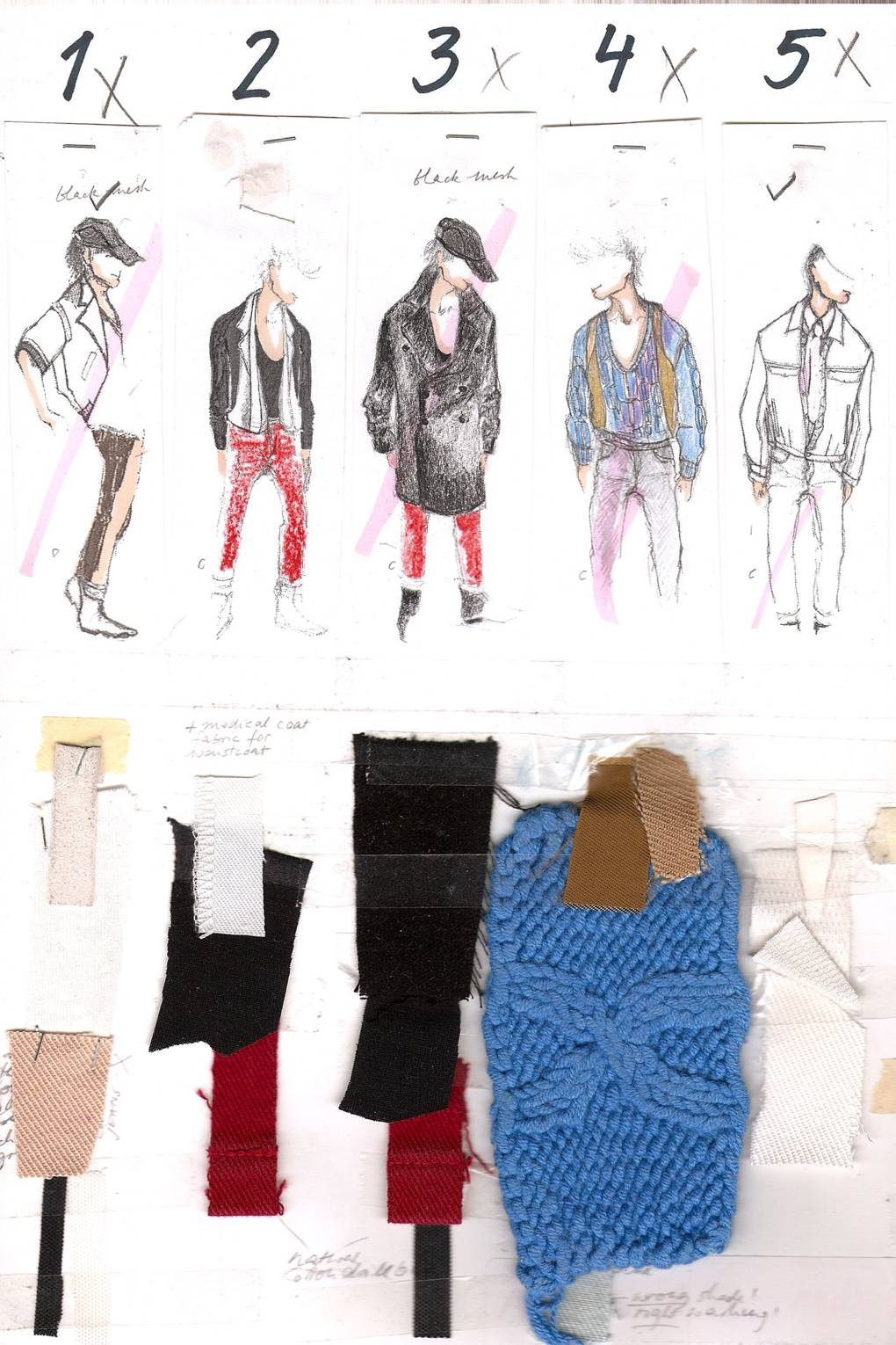 Guide to fashion design 49