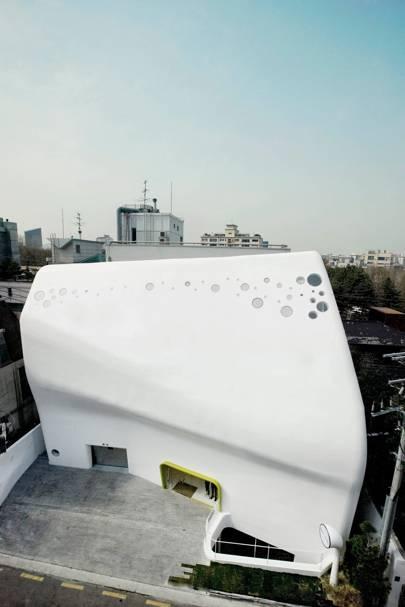 Paul Smith's Korean flagship