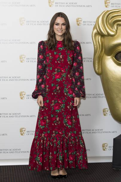 "Keira Knightley's ""A Life In Pictures"" Celebration, London - December 17 2018"