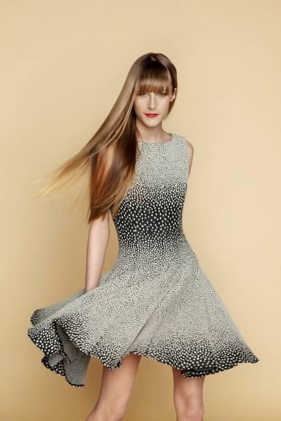 Jacquard dress, £232