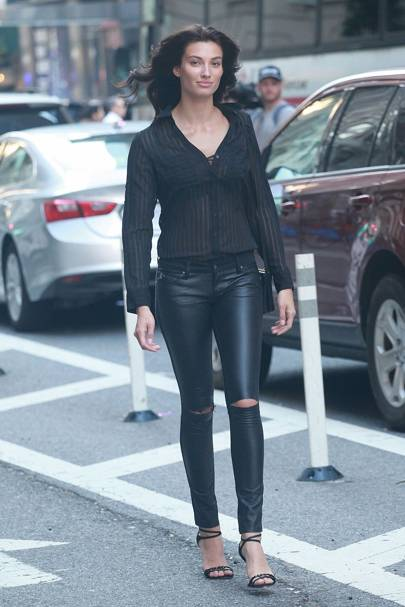 Victoria's Secret Show Casting, New York – August 17 2017