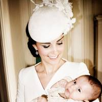 Duchess Catherine & Princess Charlotte