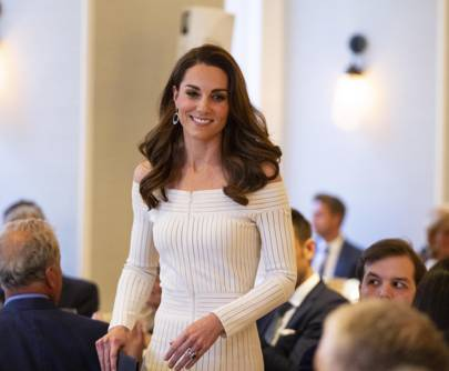 The Duchess Of Cambridge Delivers Impassioned Speech At The First Action On Addiction Gala
