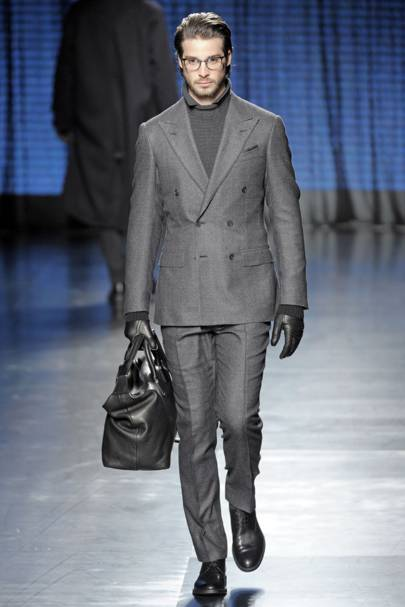 Ermenegildo Zegna Autumn Winter 2010 Menswear show report  15af560a916