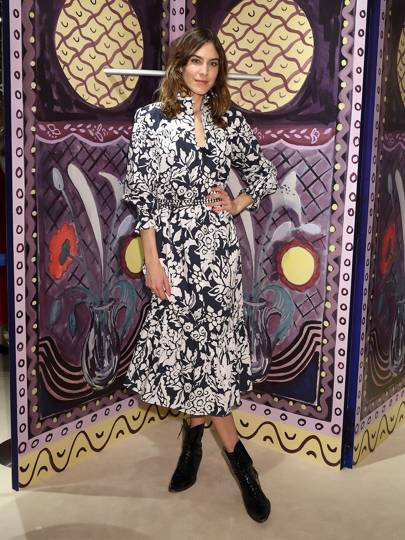 "Alexachung ""Virginia"" collection launch, Tokyo - April 7 2018"