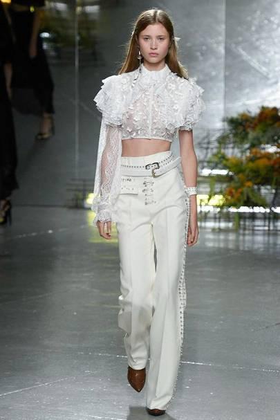 461095cfff31 Rodarte Autumn/Winter 2014 Ready-To-Wear show report | British Vogue
