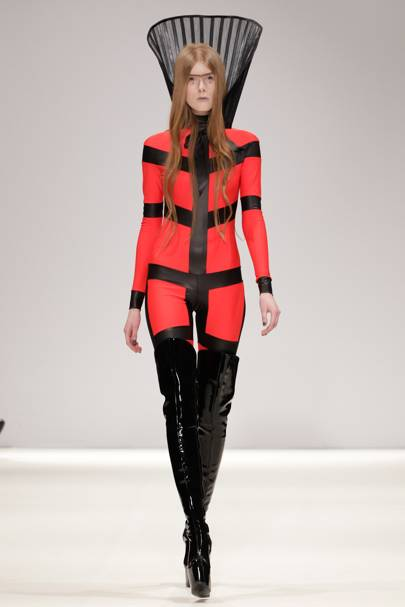 Pam Hogg Autumn/Winter 2012 Ready-To-Wear show report