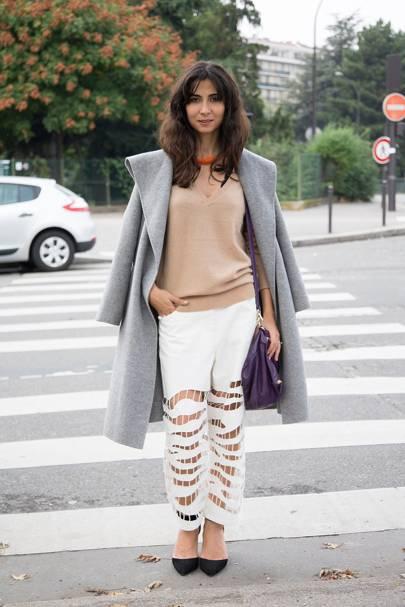 Giia Aydinli, jewellery designer