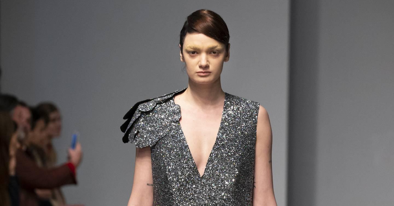 Lasha Jokhadze Autumn/Winter 2018 Ready-To-Wear show report | British Vogue