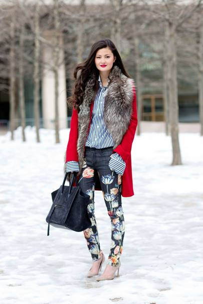 Peony Lim, blogger