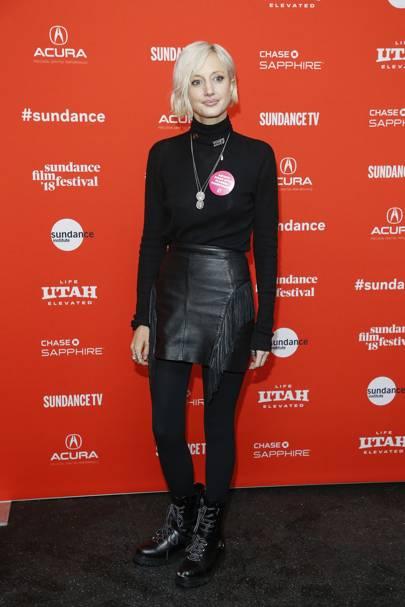 'Burden' premiere, Sundance Film Festival – January 21 2018