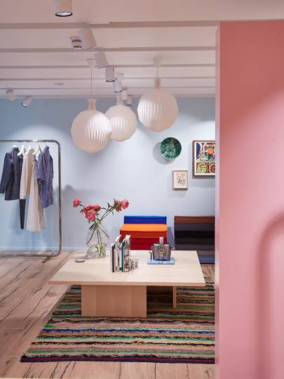 Ganni's First London Store Promises City Exclusives Worth Getting In Line For