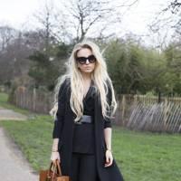 Sandra Hagelstam, blogger