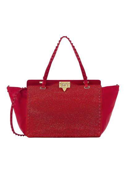 Valetino Rockstud Rouge Cristal tote, £5,110