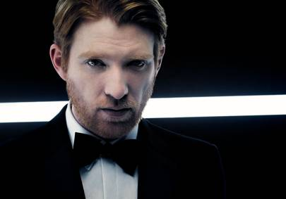 Domhnall Gleeson as General Hux