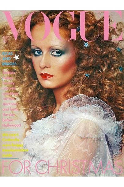 Vogue Cover, December 1974