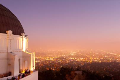SEE: Griffith Observatory
