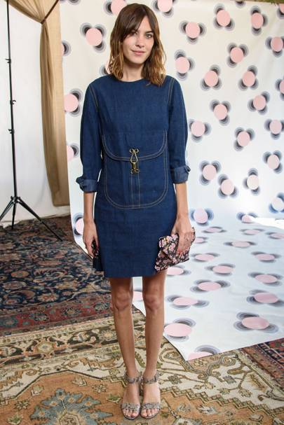 Orla Kiely X Leith Clark collaboration launch, New York - June 10 2015