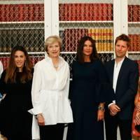 The Prime Minister Hosts a Celebration of British Fashion – September 15 2016