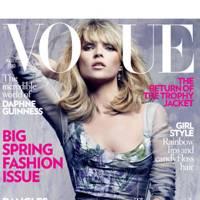 British Vogue, March 2008