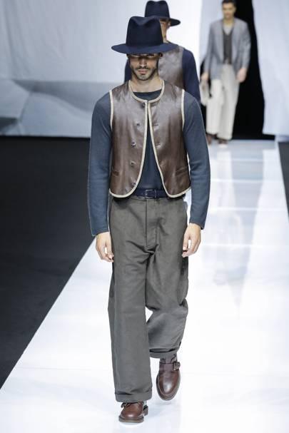45a1356df989 Giorgio Armani Spring Summer 2019 Menswear show report