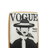 Biscuiteers Bespoke Vogue Biscuits, £45