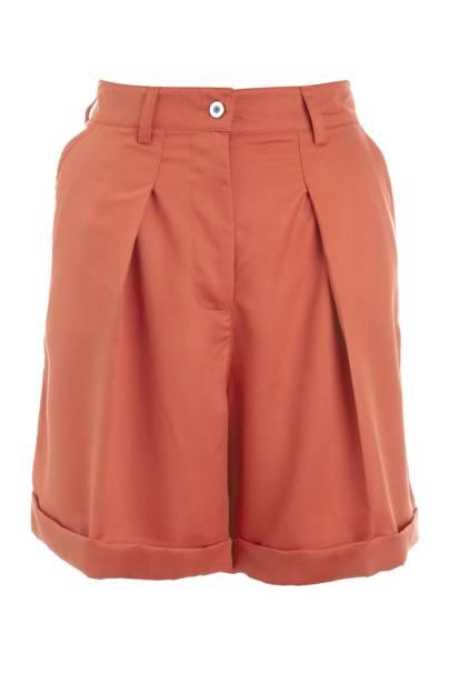 Orange shorts, £60