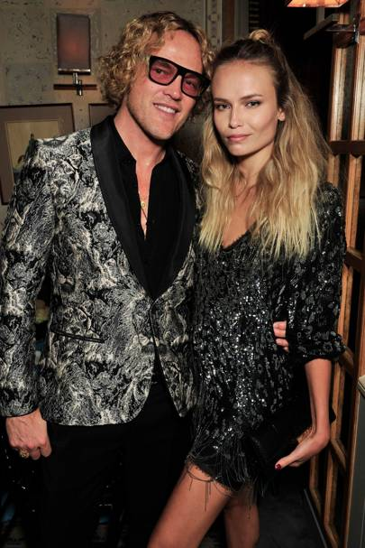 Peter Dundas Private Dinner - October 5 2015