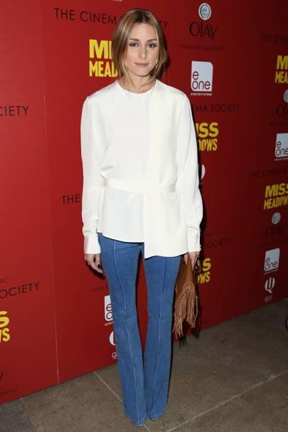 Miss Meadows film screening, New York - November 12 2014