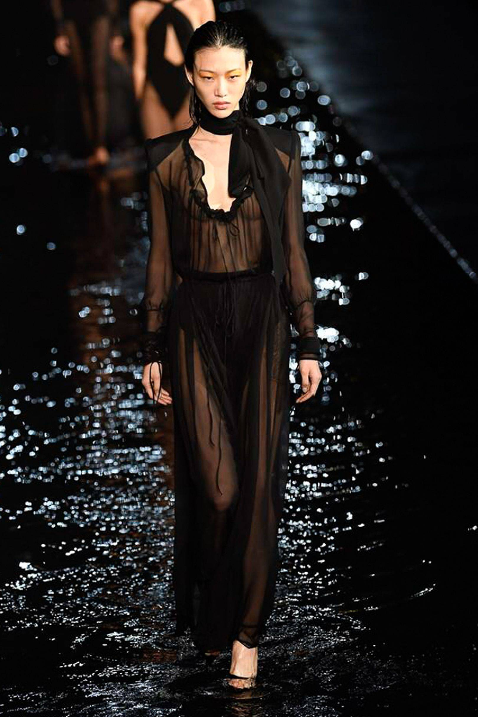 ac9750c3380 Saint Laurent SS19: 5 Key Things To Know | British Vogue