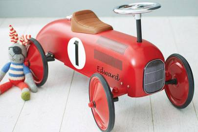 Retro Racing Car