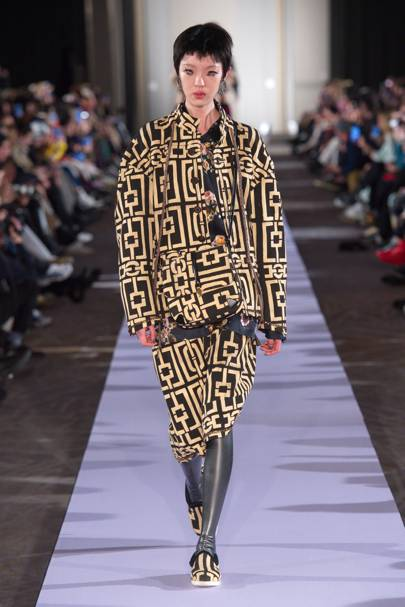 cf9b1f548c9 Andreas Kronthaler for Vivienne Westwood Autumn Winter 2019 Ready-To-Wear  collection