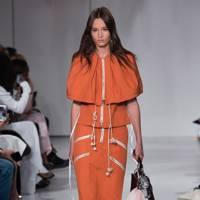 A Pumpkin: Calvin Klein 205W39NYC